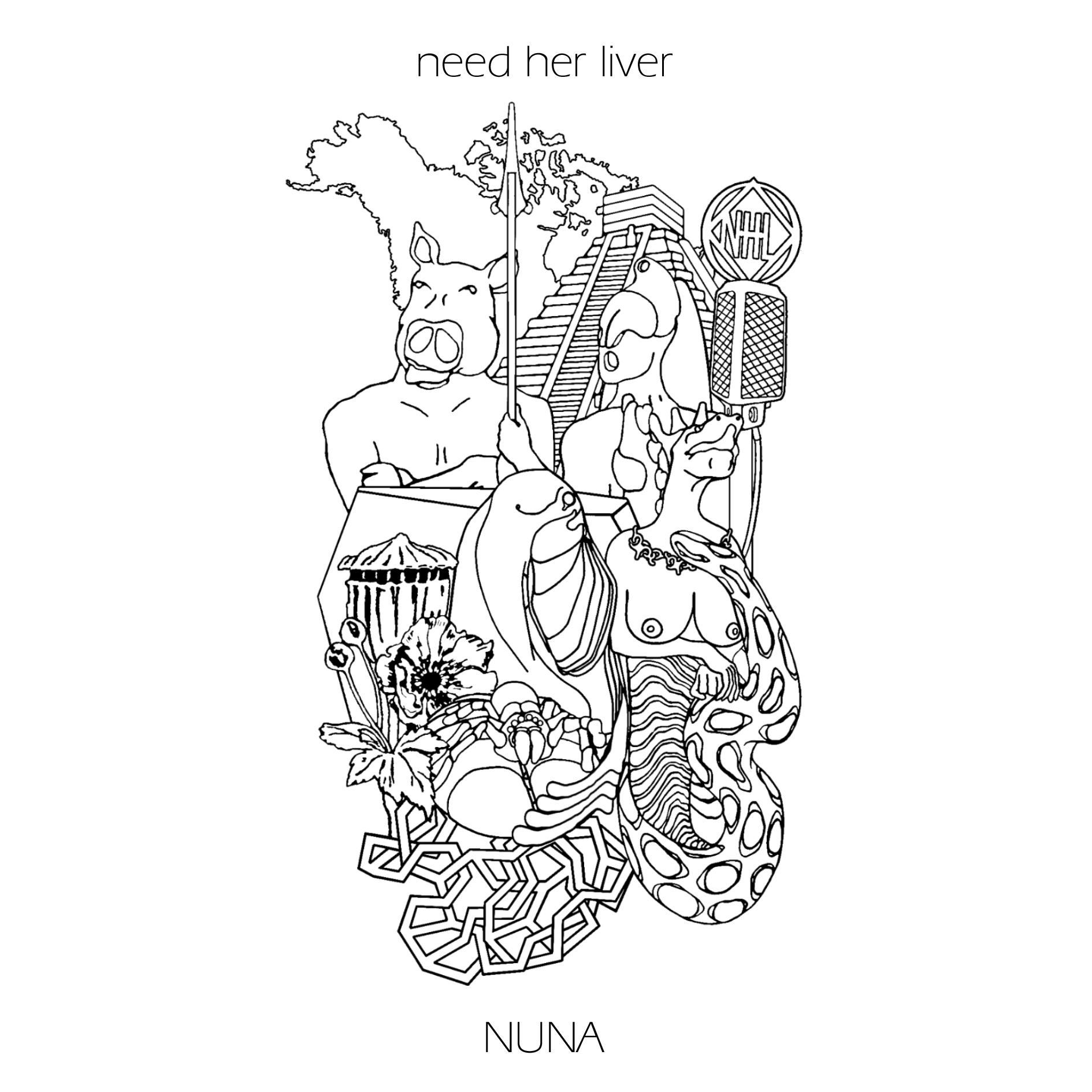 NUNA cover